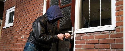 Beveiliging tegen inbraak